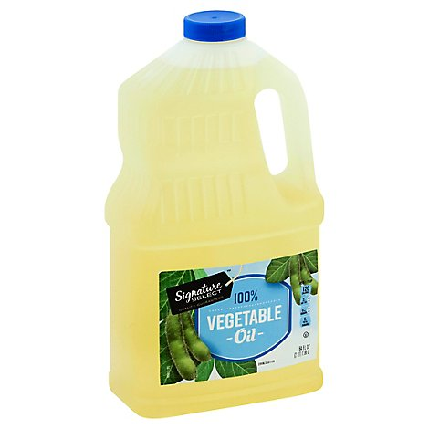 Signature SELECT Oil Vegetable Pure - 64 Fl. Oz.