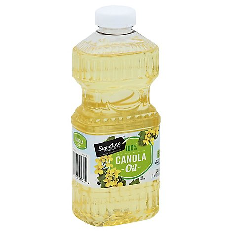 Signature SELECT Oil Canola 100% Pure - 24 Fl. Oz.