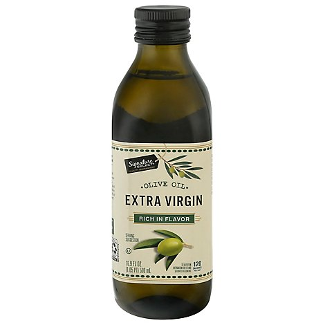 Signature SELECT Oil Olive Extra Virgin - 16.9 Fl. Oz.