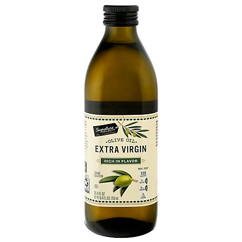 Signature SELECT Oil Olive Extra Virgin - 25.4 Fl. Oz.