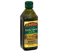 Pompeian Olive Oil Extra Virgin Robust Flavor - 16 Fl. Oz.