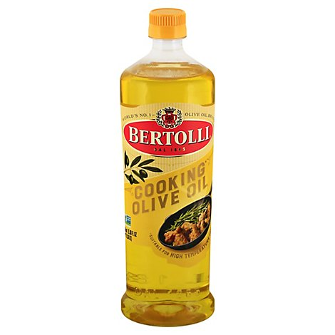 Bertolli Olive Oil 100% Pure Mild Taste Bottle - 25.5 Fl. Oz.