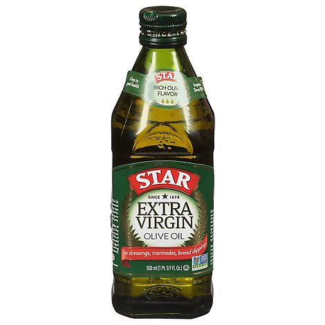 Star Olive Oil Extra Virgin - 17 Fl. Oz.