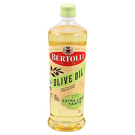 BERTOLLI Olive Oil Extra Light Tasting - 25.5 Fl. Oz.