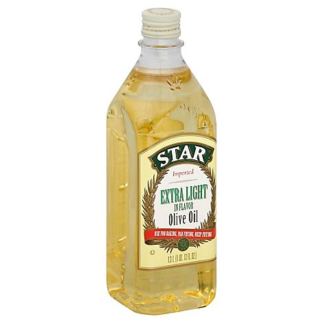 Star Olive Oil Extra Light - 44 Fl. Oz.