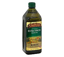 Pompeian Olive Oil Extra Virgin Robust Flavor - 32 Fl. Oz.