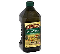 Pompeian Olive Oil Extra Virgin Robust flavor - 68 Fl. Oz.