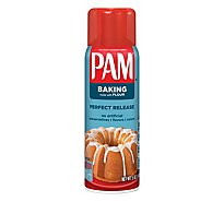 PAM Cooking Spray Baking No Stick With Flour - 5 Oz