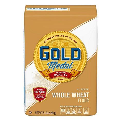 Gold Medal Flour Whole Wheat 5 Lb Safeway