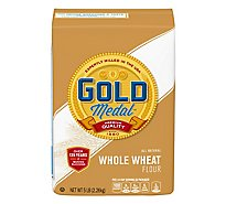 Gold Medal Flour Whole Wheat - 5 Lb