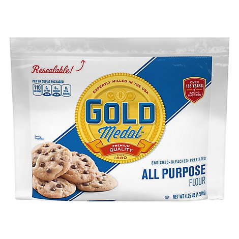 Gold Medal Flour All-Purpose - 4.25 Lb