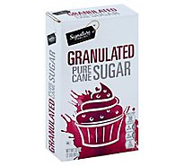 Signature SELECT Sugar Fine Granulated - 32 Oz