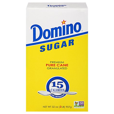 Domino Sugar Pure Cane Granulated - 32 Oz