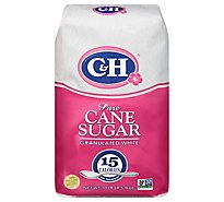 C&H Sugar Granulated - 10 Lb