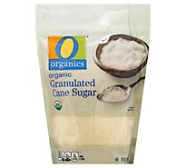O Organics Organic Sugar Granulated - 32 Oz