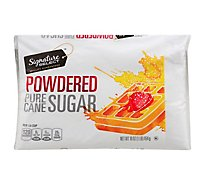 Signature SELECT Sugar Powdered Sugar Confectioners - 16 Oz
