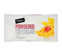 Signature SELECT Sugar Confectioners Powdered - 32 Oz