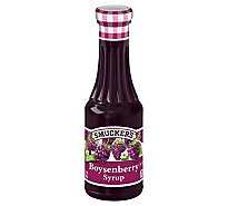 Smuckers Syrup Boysenberry - 12 Fl. Oz.