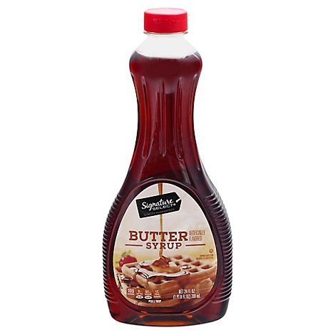 Signature SELECT Syrup Flavored Butter - 24 Fl. Oz.