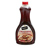 Signature SELECT Syrup Original - 36 Fl. Oz.