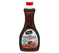 Signature SELECT Syrup Original Lite - 24 Fl. Oz.