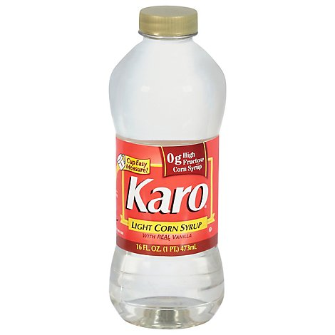 Karo Corn Syrup Light - 16 Oz