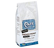 Signature SELECT Coffee Ground Dark Roast French Roast - 10 Oz