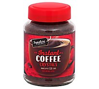 Signature SELECT/Kitchens Coffee Instant Crystals Original - 8 Oz