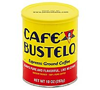 Cafe Bustelo Coffee Ground Espresso - 10 Oz