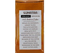 Signature SELECT Coffee Arabica Ground Dark Roast Sumatra - 12 Oz