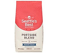 Seattles Best Coffee Coffee Ground Medium & Balanced Level 3 - 12 Oz