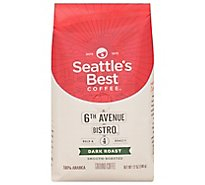 Seattles Best Coffee Ground Coffee Signature Blend No.4 Medium-Dark & Rich - 12 Oz