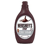 HERSHEYS Syrup Genuine Chocolate Flavor Sugar Free - 17.5 Oz