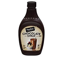 Signature SELECT Syrup Chocolate Flavored - 24 Oz