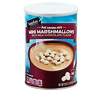 Signature Kitchens Cocoa Mix Hot with Marshmallows - 20 Oz