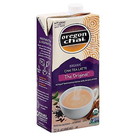 Oregon Chai Chai Tea Latte - Online