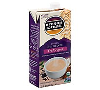 Oregon Chai Chai Tea Latte Concentrate The Original - 32 Fl. Oz.