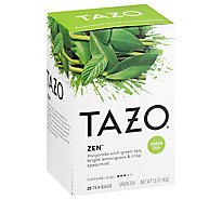 TAZO Tea Bags Green Tea Zen - 20 Count