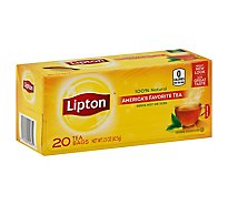 Lipton Tea Bags - 20 Count