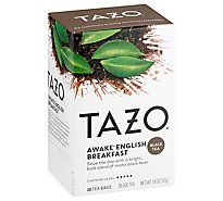 TAZO Black Tea Awake English Breakfast - 20 Count