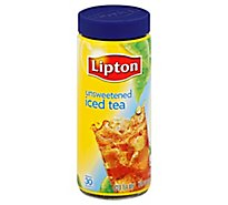 Lipton Iced Tea Mix Unsweetened - 3 Oz
