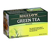 Bigelow Green Tea Bags Classic 20 Count - 0.91 Oz
