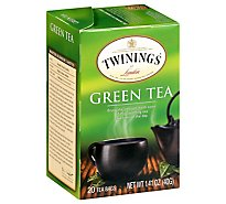Twinings of London Green Tea - 20 Count