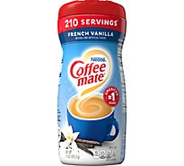 Coffeemate Coffee Creamer French Vanilla - 15 Oz