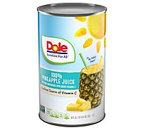 Dole Juice Pineapple - 46 Fl. Oz.