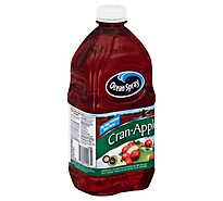 Ocean Spray Juice Cran-Apple - 64 Fl. Oz.