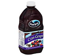 Ocean Spray Cranberry Grape Drink - 64 Fl. Oz.