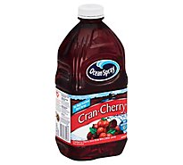 Ocean Spray Cranberry Cherry - 64 Fl. Oz.
