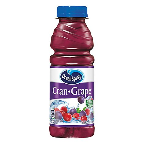 Ocean Spray Cranberry Grape - 15.2 Fl. Oz.