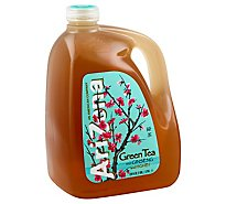 AriZona Green Tea with Ginseng and Honey - 128 Fl. Oz.